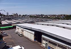 単価2億の倉庫建築